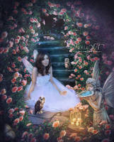 A Night of Fairy Tales by TaniaART