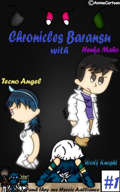 Heroic Alliance: Baransu Chronicles by AnimeCartoon