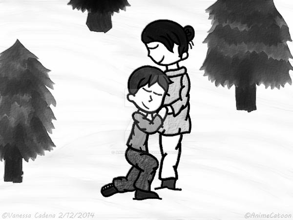 Start Of Winter 2014 by AnimeCartoon