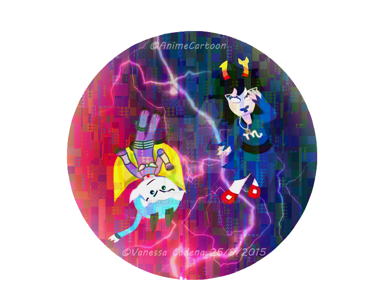DU: The Witch Demon And The Troll by AnimeCartoon