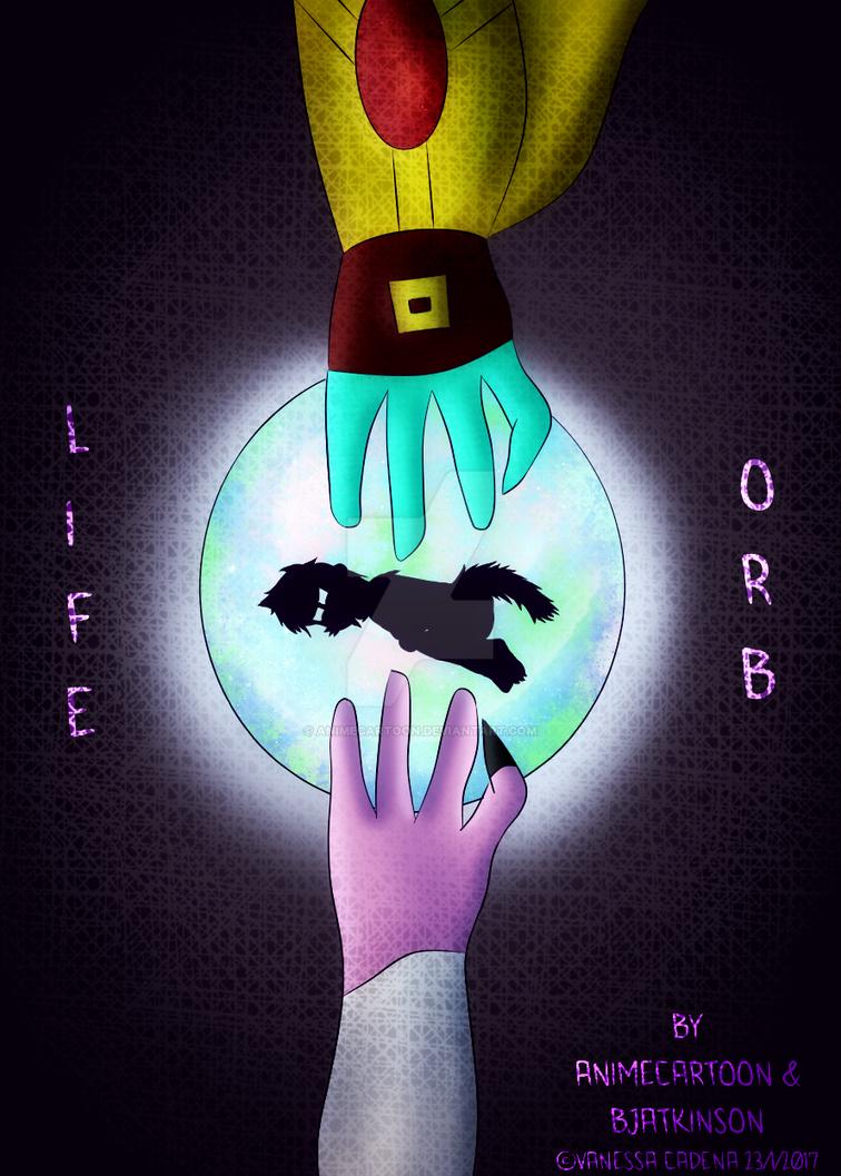 DU: Presents #6 - Life Orb Cover by AnimeCartoon
