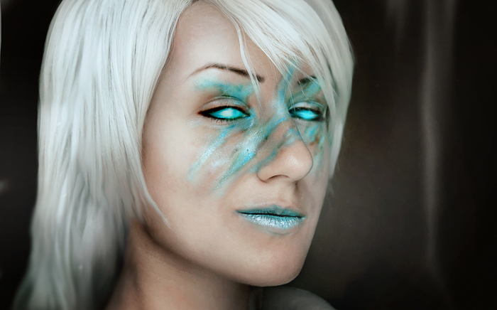 LoL: I will bury the world in ice by dallexis