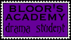 Bloor's - Drama by Scarecrow--Stamps