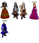 pirates of the caribbean peopl
