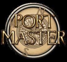 Port Master Logo by fallonclarke