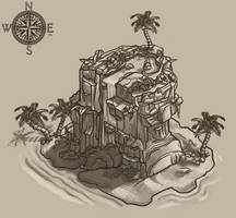 Port Master Island Level by fallonclarke