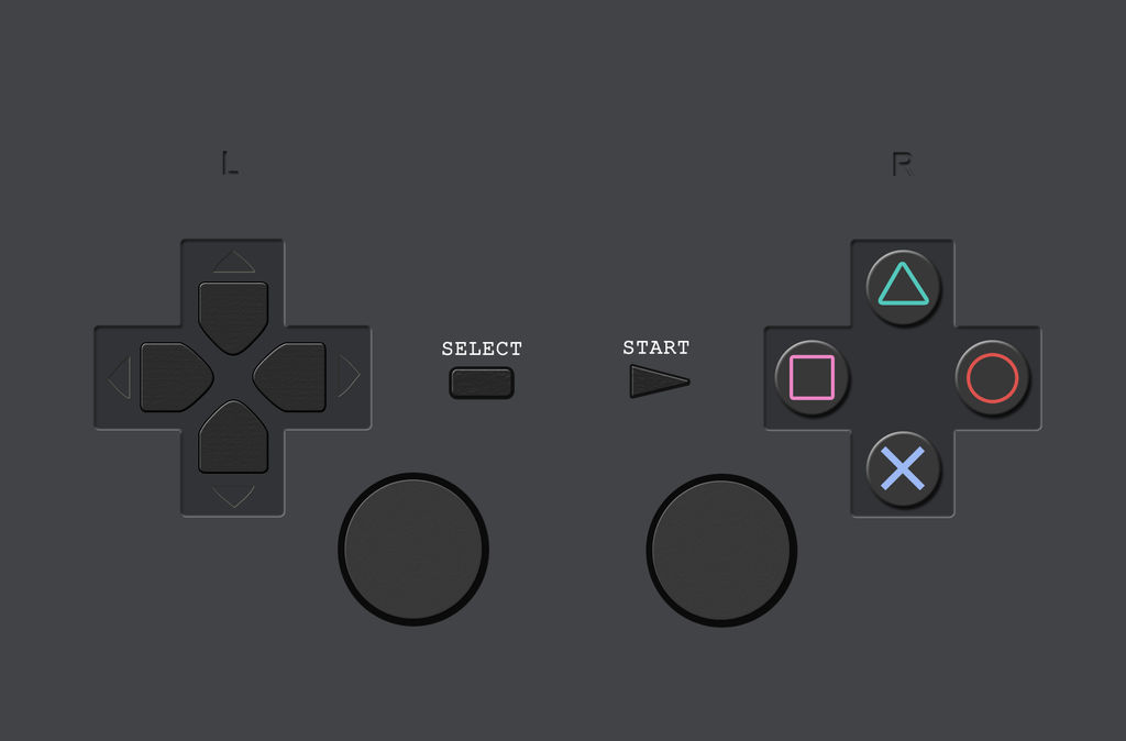 Playstation Controller Wallpaper By Struck Br On Deviantart