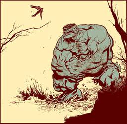 Hulk vs. Birdie