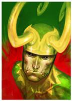Loki by ChristianNauck