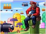 Its a me, Mario