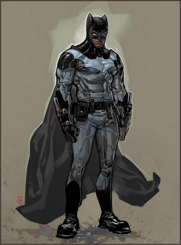 The BB3 Batsuit Discussion Thread - Page 116 - The ...