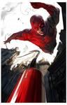 Daredevil roof jump