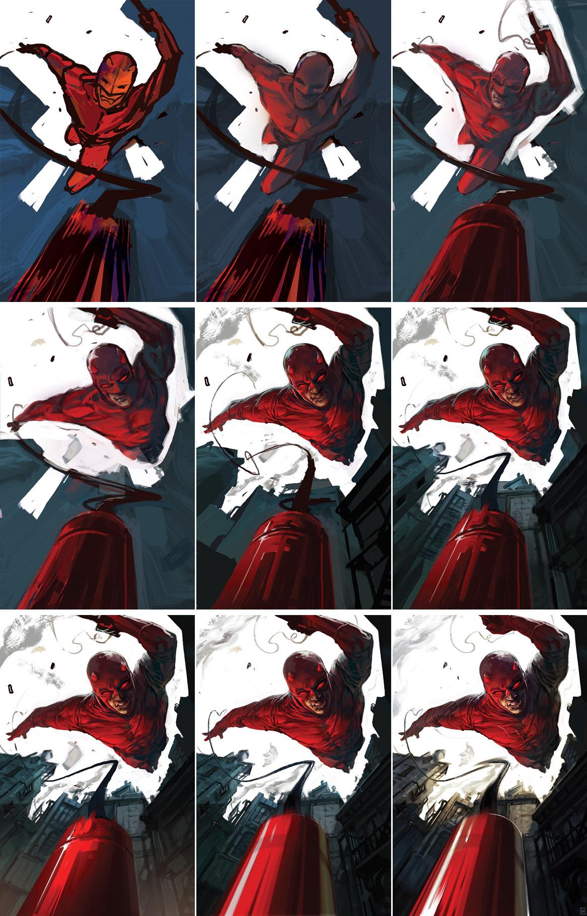 Daredevil walkthrough by ChristianNauck