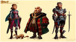 The Settlers 7  story charas 1