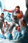 NBA Marvel
