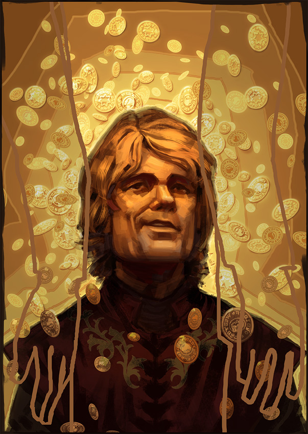 Game of Thrones -  Tyrion by ChristianNauck