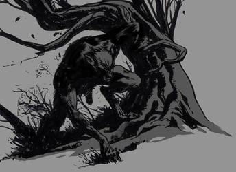 Werewolf by ChristianNauck