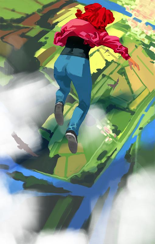 In da sky by ChristianNauck