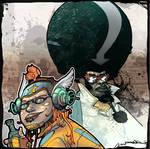 Schickse + Afrohoschie  -wip-