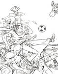 Cover 11x Soccer