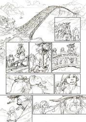 Wavewalkers page 2 HC vol. 2