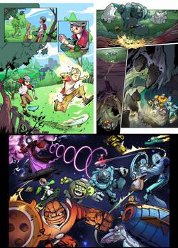 Planet Heroes