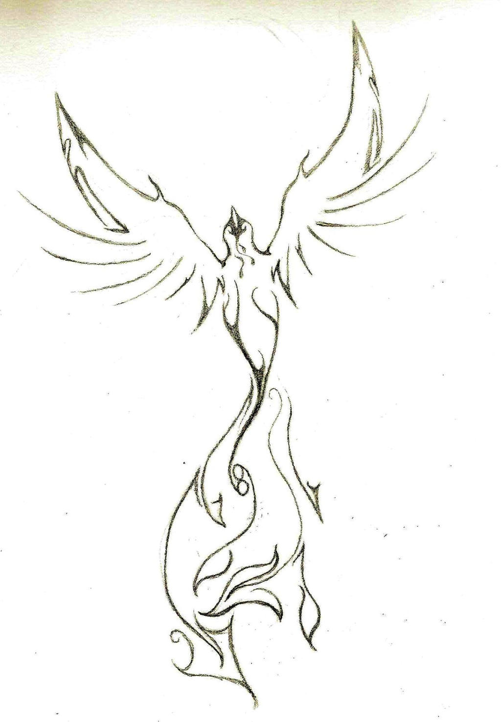 tattoo idea phoenix