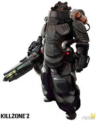 Temp Killzone Concept Art by Thought-Thinker