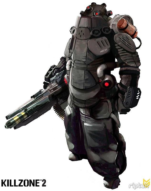 Temp Killzone Concept Art