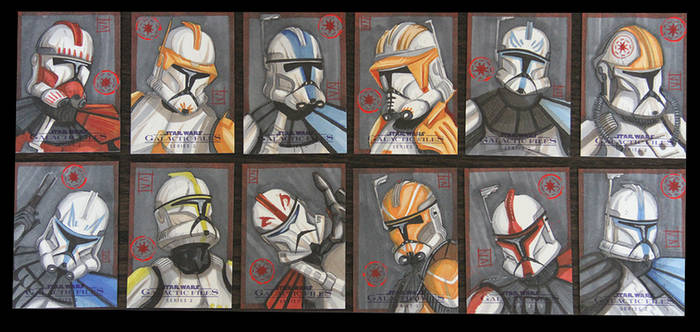 SWGF2 - Clone Troopers by ChrispyDee
