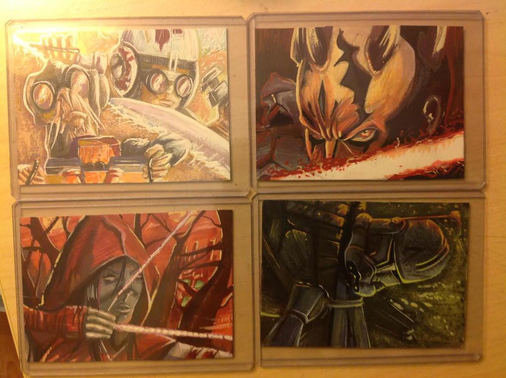 Jazz' Cards by ChrispyDee