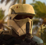 Baywatch Trooper by ChrispyDee