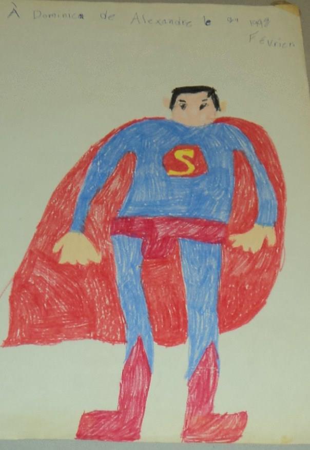Superman!! by Eknut