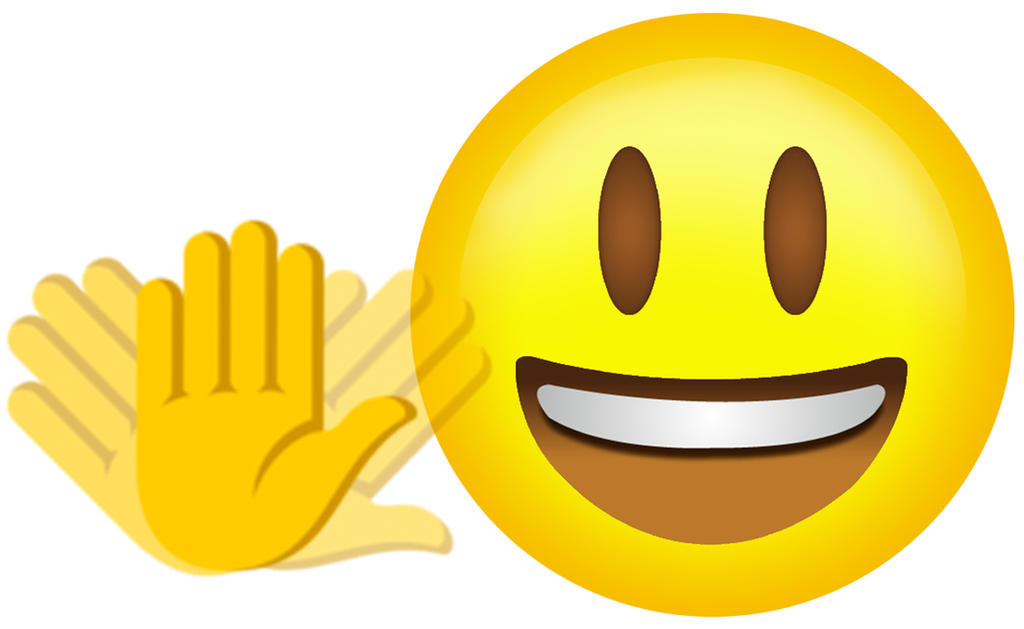 waving emoji png by prakashsingh on DeviantArt