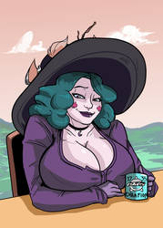 Eclipsa - Gothicc Thursdays by First-Second