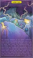 Lamp Lava Card