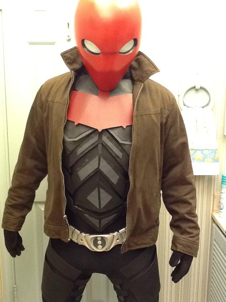 My New 52 Red Hood Cosplay by Cadmus130