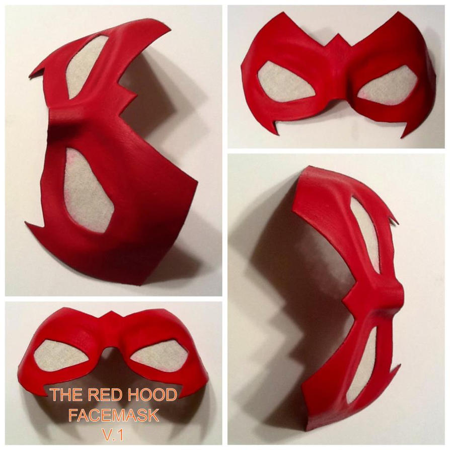 This is the first version of the GCC Red Hood face by Cadmus130