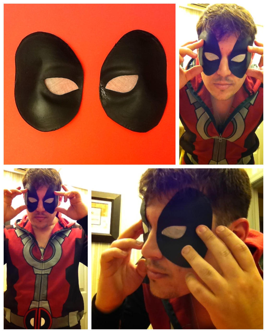 Deadpool eyes have been made! by Cadmus130