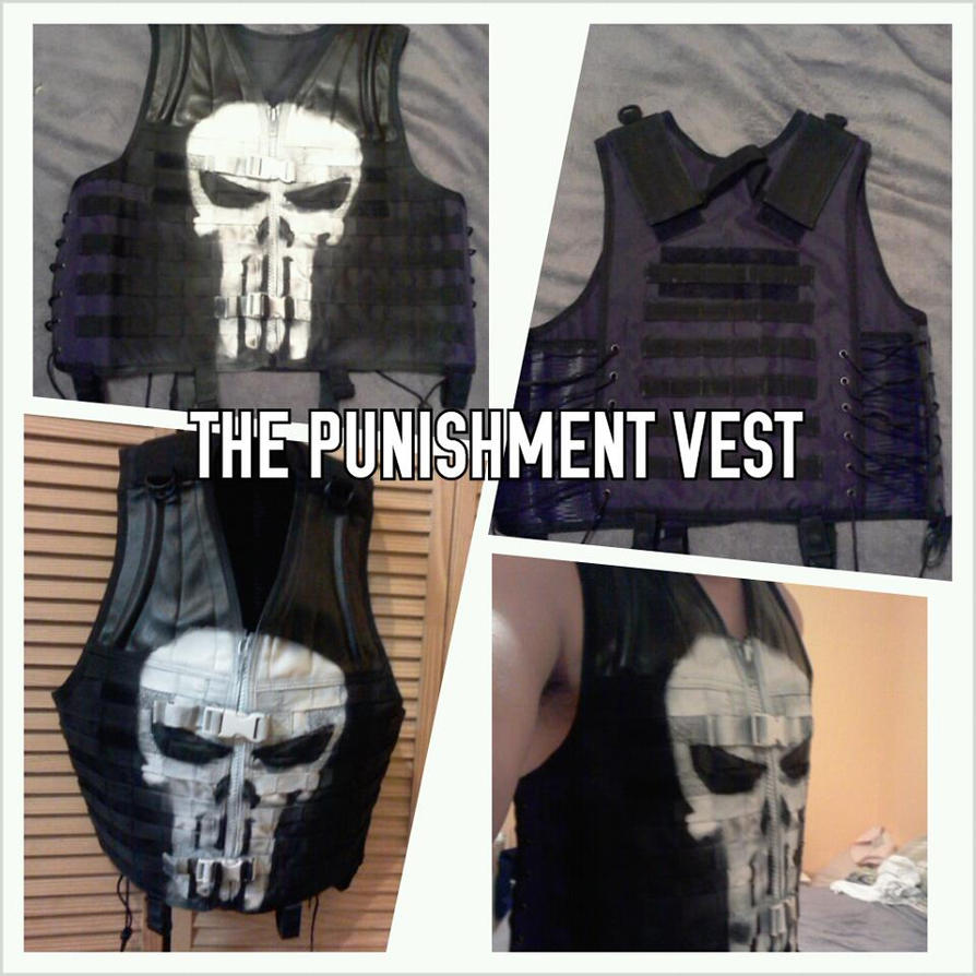The GCC Punisher Vest by Cadmus130
