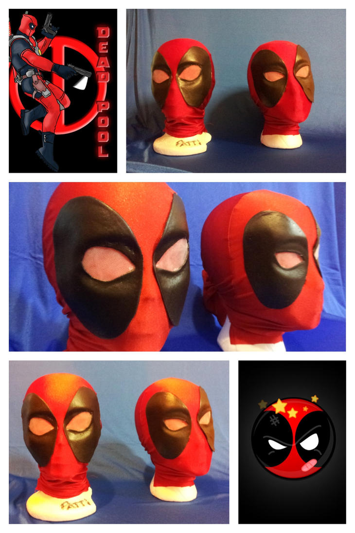 GCC Deadpool Masks by Cadmus130 on DeviantArt