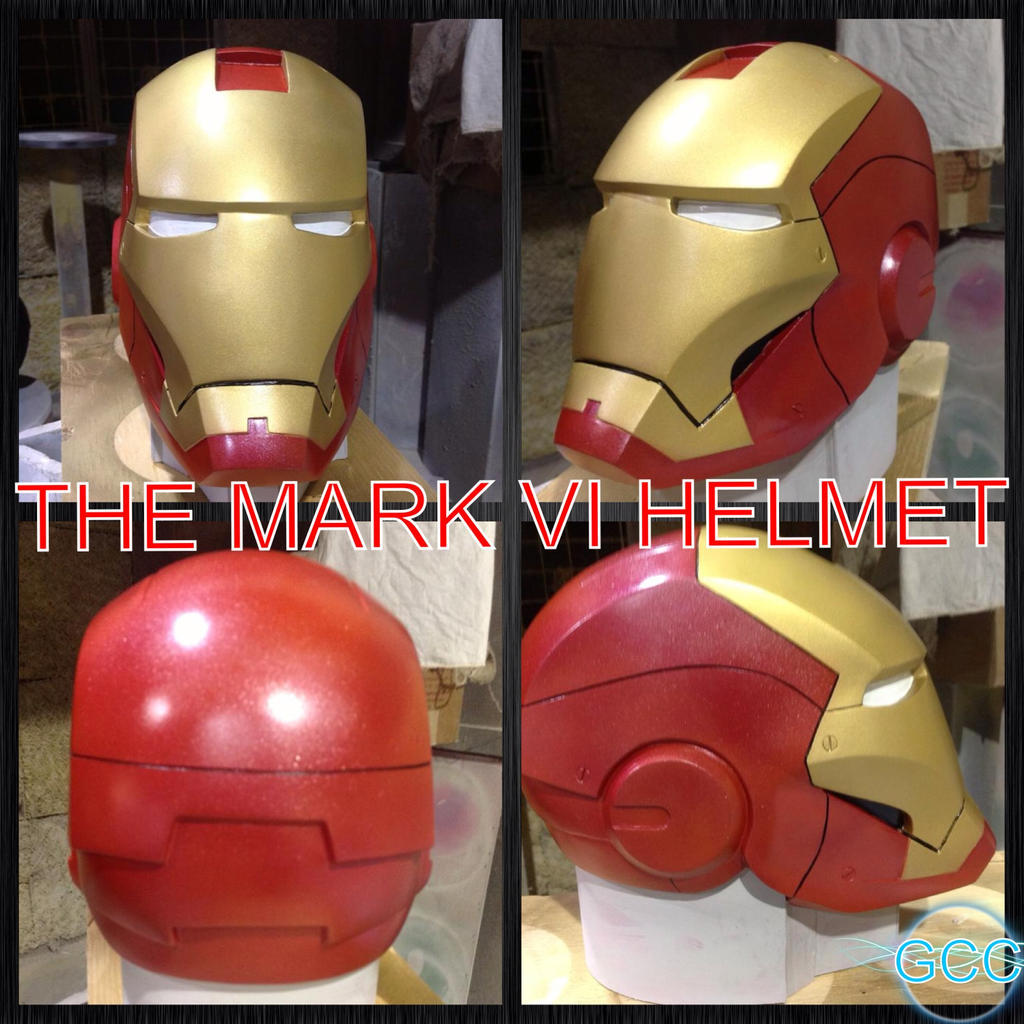 The GCC Mark VI Helmet by Cadmus130