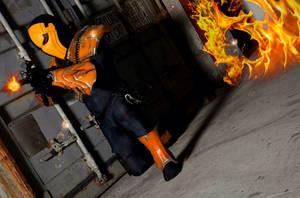 Deathstroke:Injustice - Firefight