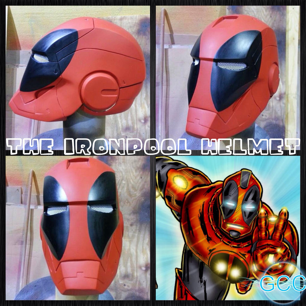 The GCC IronPool Helmet by Cadmus130