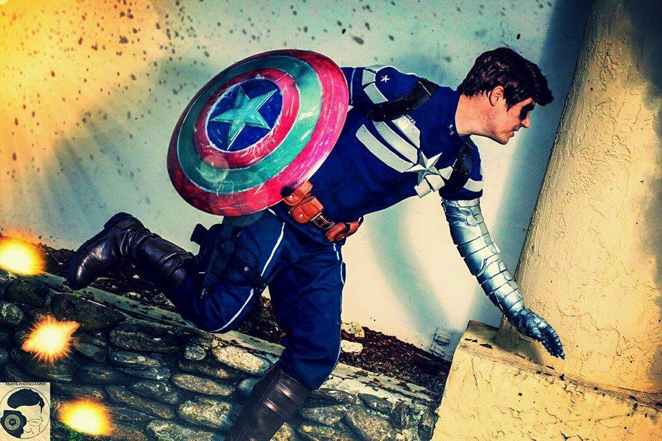 Civil War by Cadmus130