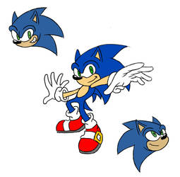 Sonic Studies by NeonTH