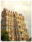 :India: Temple.