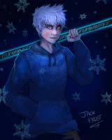 Jack Frost by Dracilla112