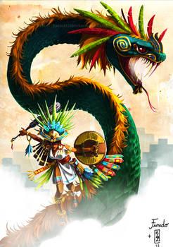 .:Quetzalcoatl dancer:.