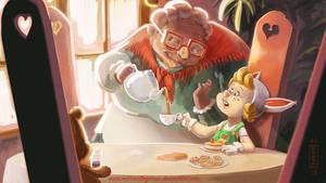 .: Tea at Granny's :.